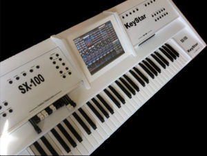 SX-100 Keyboard